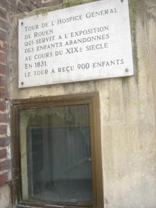 Rouen - Hôpital Charles Nicolle