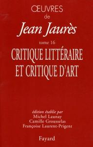 Jean Jaurès - tome 16