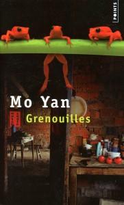 Mo Yan Grenouilles