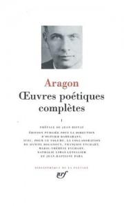 aragon poesie I