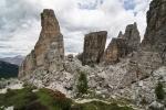 2018 07 Italie Dolomites cinque-torri